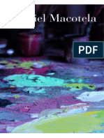 Macotela, Gabriel - Arte