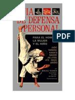 Artes Marciales - Sistema Completo de Defensa Personal - Por Bruce Tegner