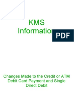 Kms Information 3