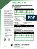 17 4PH Spec Sheet (1)