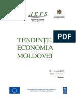 Tendinte in Economia Moldovei 2012