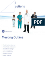 Nurse Call a and E Powerpoint DOC0696731 BY GE