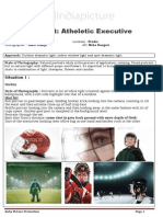AThelete Executive Story Board