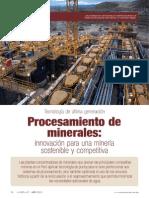 Procesamiento de Minerales en Peru )=