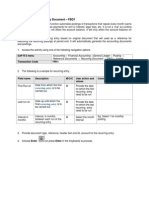 fi-Creation of Recurring Entry Document - FBD1