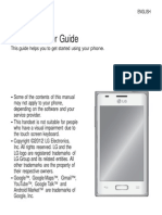 LG E612 Guide