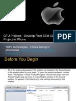 GTU Projects - Develop Final SEM Gtu Project in iPhone