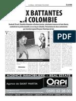 Le Pélican - Deux battantes en Colombie