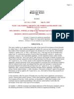 Focible Entry en Banc Cases