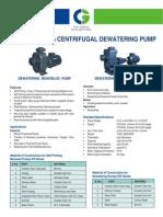 CGL Dewatering Pumps