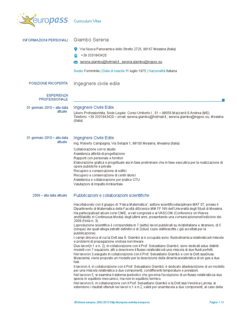 Ingegnere Civile A Messina europass-cv-20130927-it-1.pdf