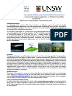 Phd Remote Sensing