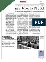 Rassegna Stampa 08.10.2013