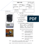 Test Guide Circuit Breaker Testing