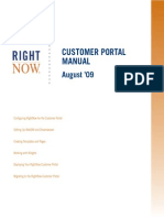 Aug09 Customer Portal