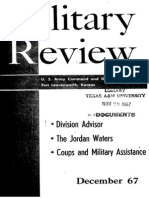 Military Review December 1967