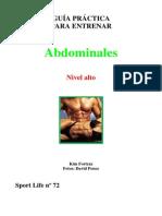Abdominales Nivel Alto