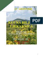 Ivan Lesinger - Kućna biljna ljekarnica 1 (A-K)