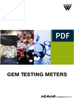 Gem Testing Meters Category