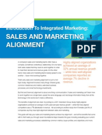 Sales and Marketing