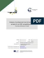 ProfDRV WP3 Del11 Analysisreport 12-01-27