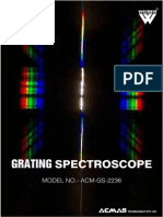 Grating Spectroscope