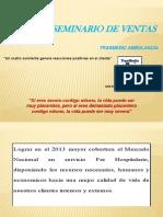 Venta Consultiva Seminario GS 101p