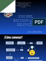 Presentación Diccionario
