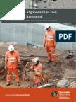Construction Ergonomics