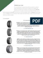 2013 Auto Express SUMMER Tyre Test