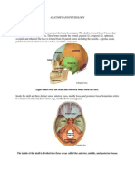Anatomy and Physiology of BRAIN