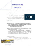 Curso Formación Puentes - Grúa Teórico-Práctico