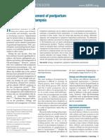 Management Postpartum Hyperten Preeclampsia, Jurnal MP