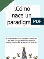 Paradigma, Nacimiento 2010