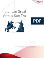 Op Kellermann Peter the Great vs Sun Tzu