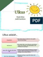 ULKUS UTAMA