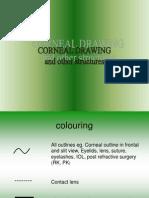 Corneal Drawing