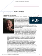 """Adrados """"La literatura está siendo arrinconada"""" _ Cultura _ EL PAÍS"""