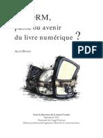 Les DRM, passé ou avenir du livre numérique ?