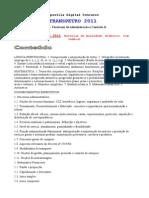 apostila transpetro - técnico de adm. e controle júnior 2011
