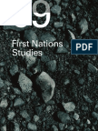 UBC Press First Nations Studies Catalogue 2009-2010