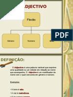 o Adjectivo PowerPoint 1