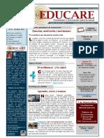 Newsletter Educare nº 16-Octubre