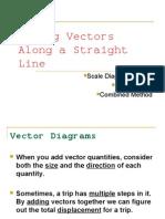 Adding Vectors