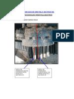 Estracto Inspeccion Ejes de Giro Pala Bucyrus 395