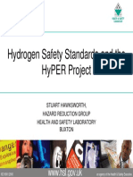 Hydrogen Safety Standards Hyper