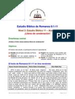 Estudio Biblico Romanos N3 11A