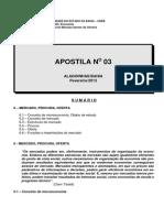 Apostila 03 - Economia - 2013 - Microeconomia Uneb II