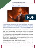 Alto a Las Blasfemias de Los Falsos Ungidos - Antonio Bolainez