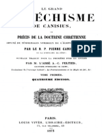 Pierre Canisius Grand Catechisme Tome 1